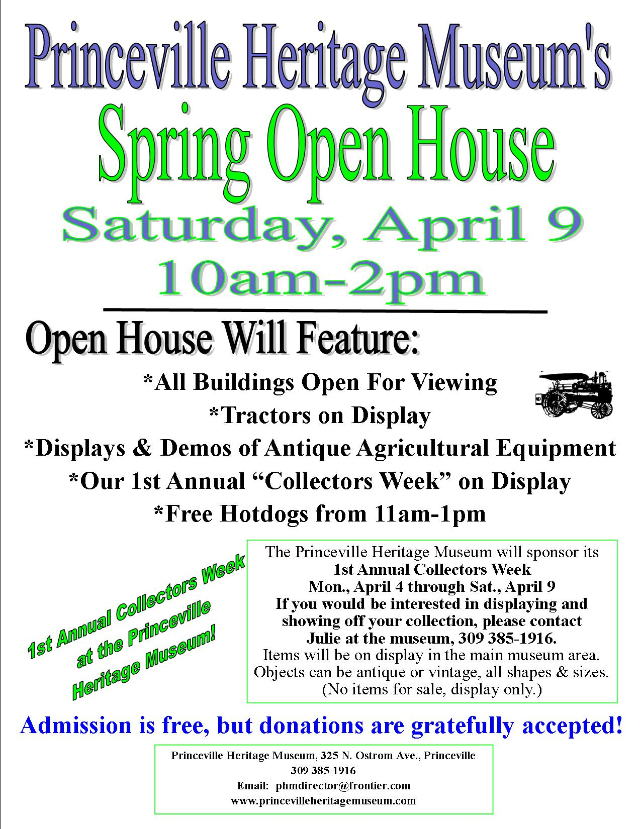 Spring Open House Sara From Sincerly Sara D: Spring Open House At The Princeville Heritage Museum