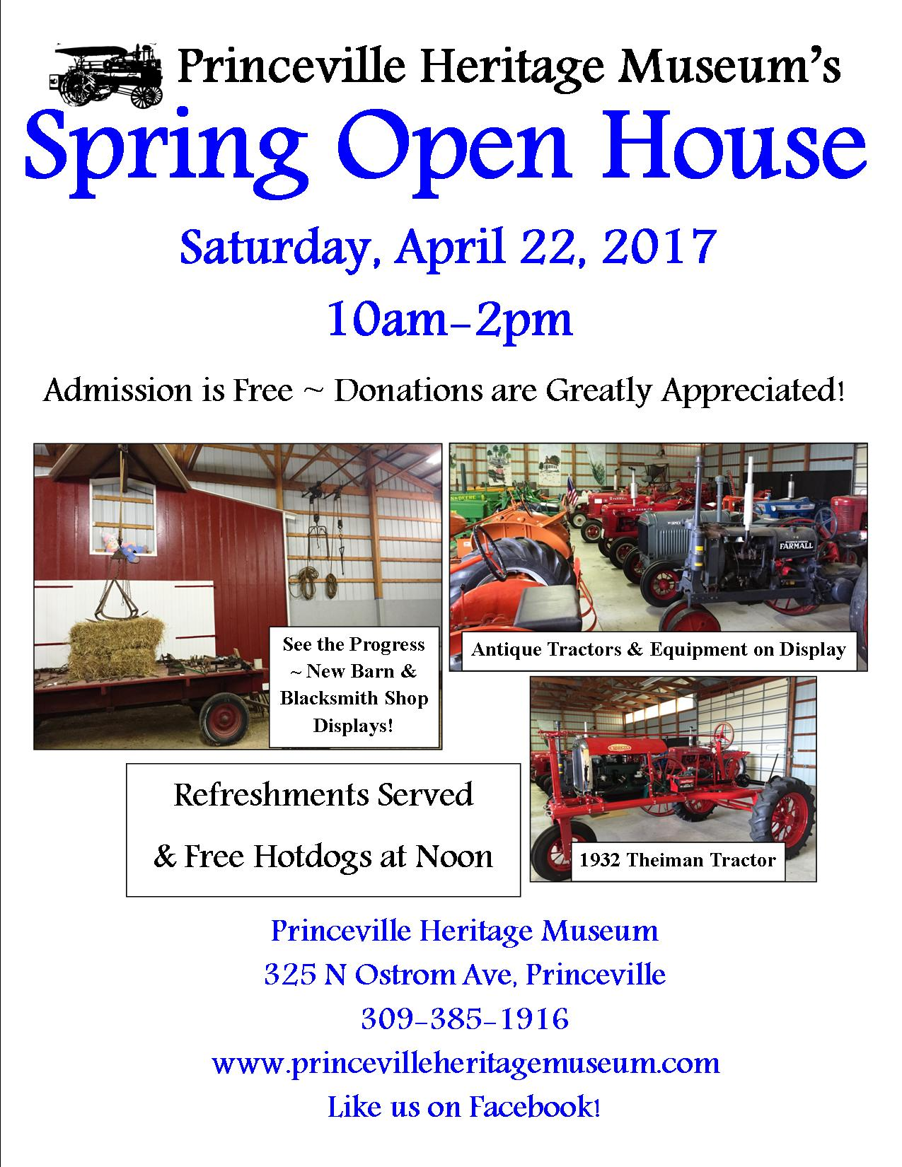 Spring Open House Sara From Sincerly Sara D: Princeville Heritage Museum Spring Open House